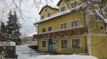 Hotel Rosner im Winter