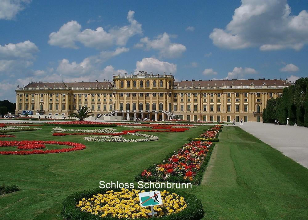 Castello Di Sch U00f6nbrunn - Luoghi D U2018interesse
