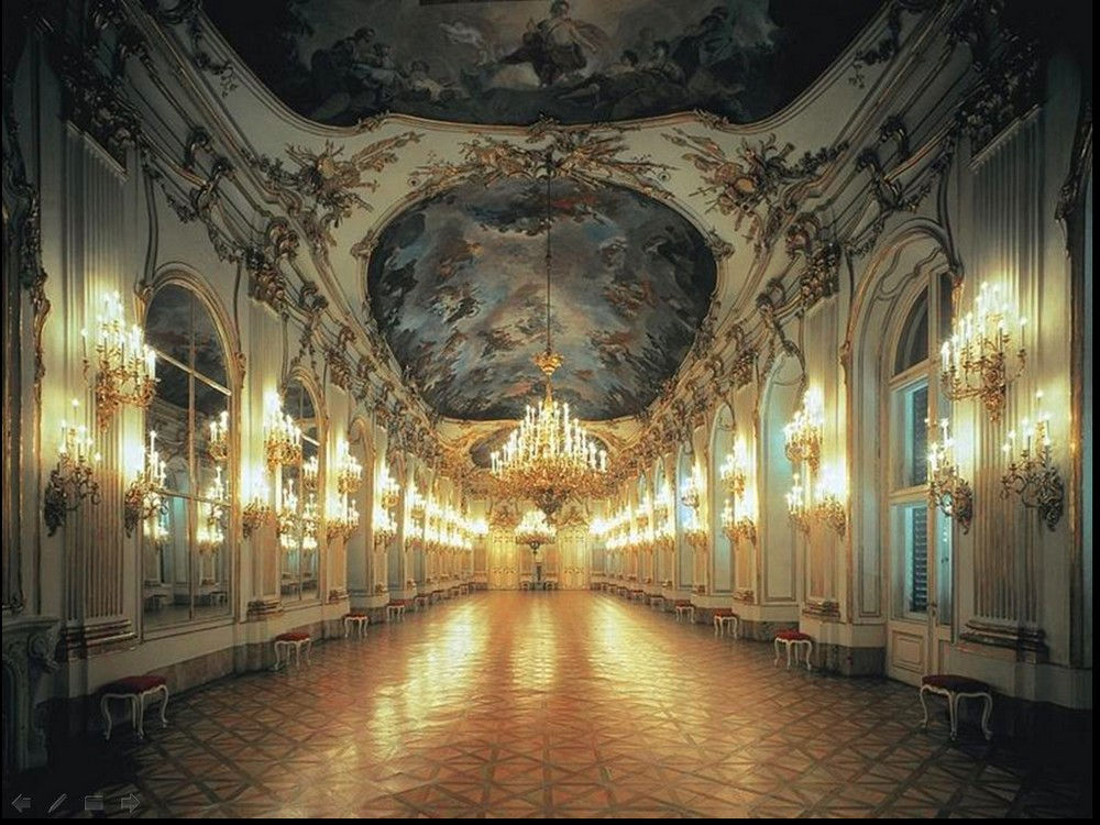Paleis Schönbrunn - Bezienswaardigheden - Infos